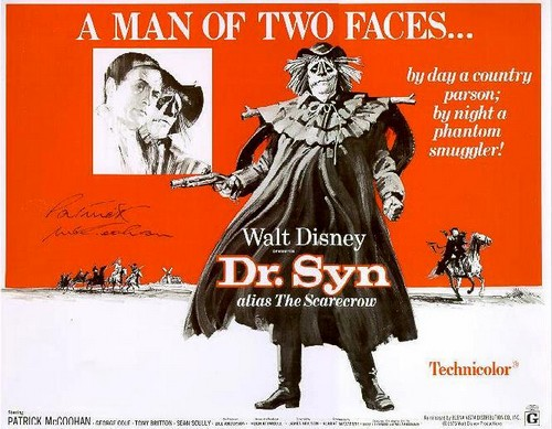 DR SYN FILM POSTER 3