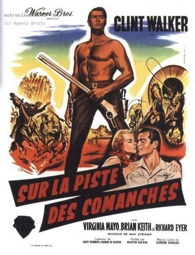 FORT DOBBS FILM POSTER 8