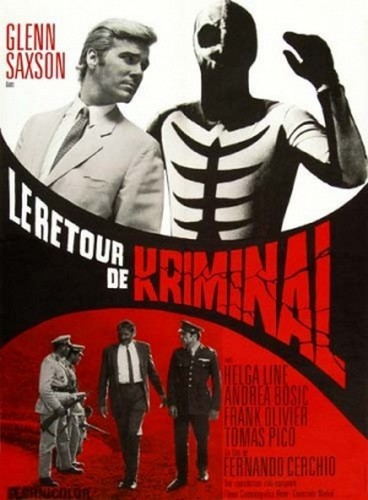 IL MARCHIO DI KRIMINAL FILM POSTER 3