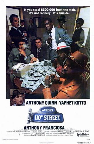 ACROSS 110TH STREET FILM POSTER 1