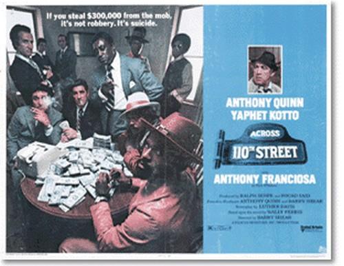 ACROSS 110TH STREET FILM POSTER 4
