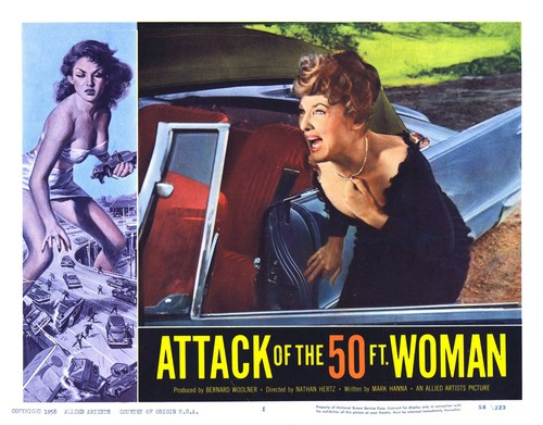 ATTACK OF THE 50 FOOT WOMAN 10