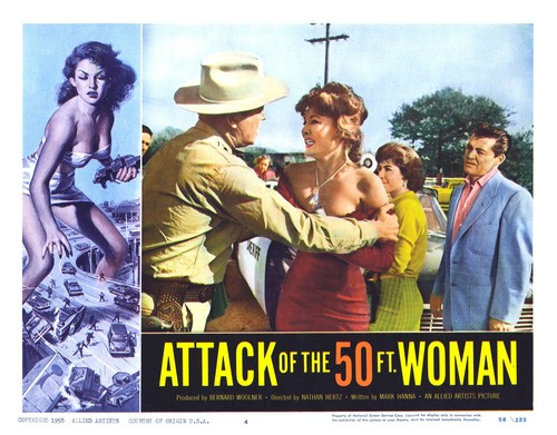ATTACK OF THE 50 FOOT WOMAN 11