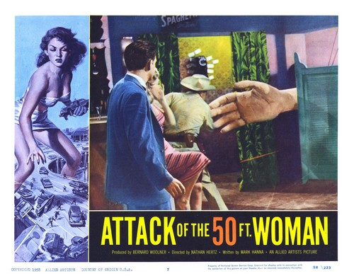 ATTACK OF THE 50 FOOT WOMAN 14