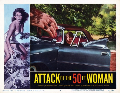 ATTACK OF THE 50 FOOT WOMAN 5