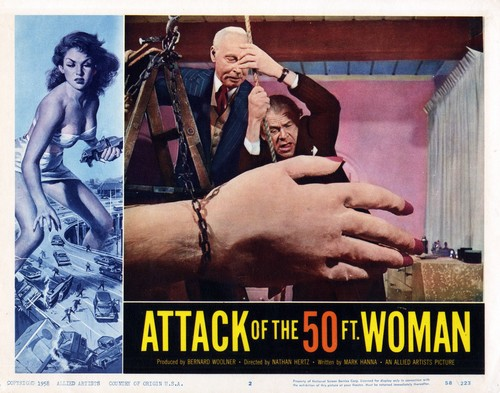 ATTACK OF THE 50 FOOT WOMAN 6