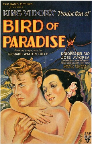 BIRD OF PARADISE FILM POSTER 5