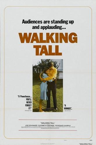 WALLKING TALL FILM POSTER 1