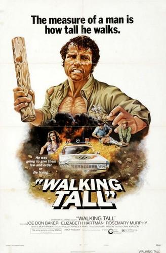 WALLKING TALL FILM POSTER 3