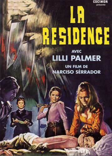 LA RESIDENCIA FILM POSTER 4