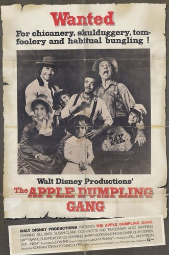 THE APPLE DUMBLING GANG FILM POSTER 1