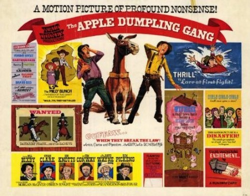 THE APPLE DUMBLING GANG FILM POSTER 3