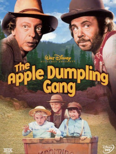 THE APPLE DUMBLING GANG FILM POSTER 4