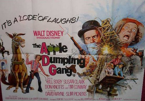 THE APPLE DUMBLING GANG FILM POSTER 7