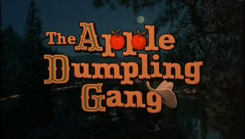 THE APPLE DUMPLING GANG (1)