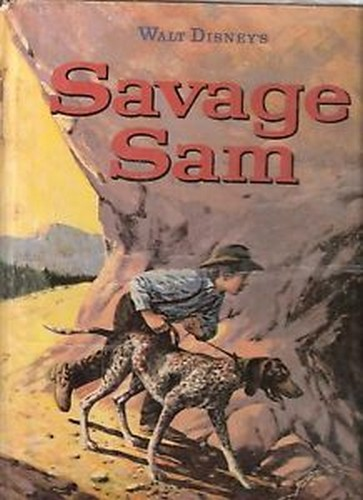 SAVAGE SAM BOOK COVER 2