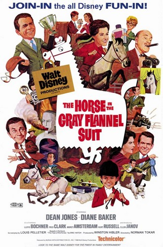 THE HORSE IN THE GRAY FLUNNEL SUIT FILM POSTER 1