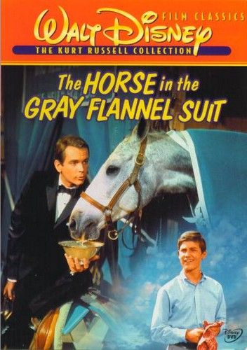 THE HORSE IN THE GRAY FLUNNEL SUIT FILM POSTER 5