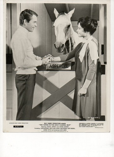 THE HORSE IN THE GRAY FLUNNEL SUIT LOBBY CARD 2
