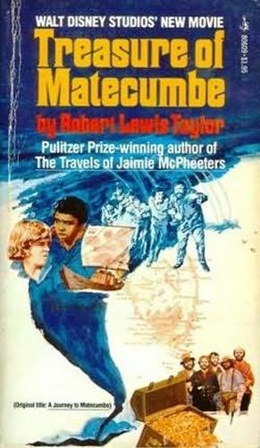 TREASURE OF MATECUMBE FILM POSTER 3