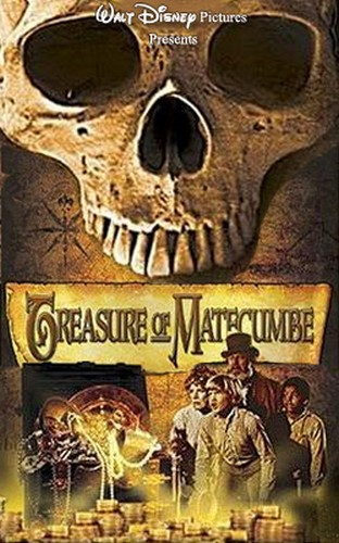 TREASURE OF MATECUMBE FILM POSTER 7