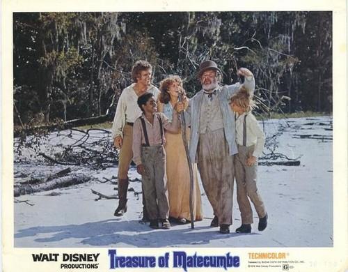 TREASURE OF MATECUMBE LOBBY CARD 4