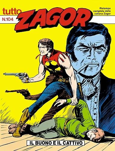 TUTTO ZAGOR 104 COVER