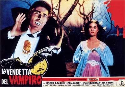 EL MUNDO DE LOS VAMPIROS FILM POSTER  4