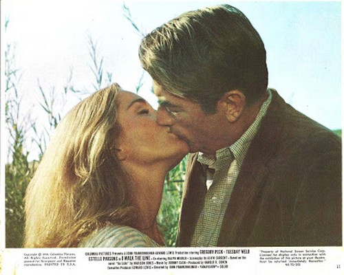 I WALK THE LINE LOBBY CARD 4