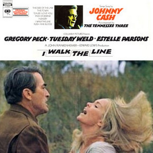 I WALK THE LINE OST COVER