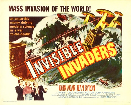 INVISIBLE INVADERS FILM POSTER 3