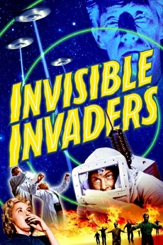 INVISIBLE INVADERS FILM POSTER 4