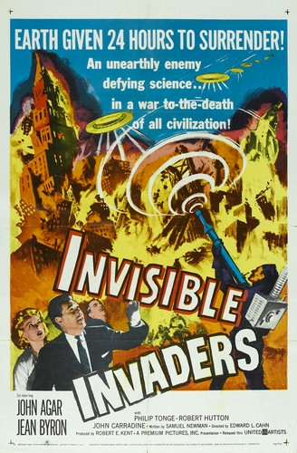 INVISIBLE INVADERS FILM POSTER 5