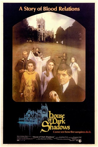 HOUSE OF DARK SHADOWS FILM POSTER 2
