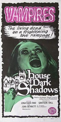 HOUSE OF DARK SHADOWS FILM POSTER 5