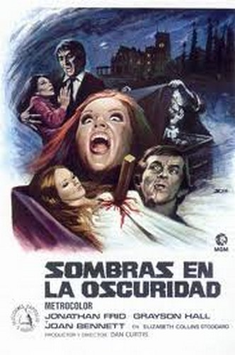 HOUSE OF DARK SHADOWS FILM POSTER 6