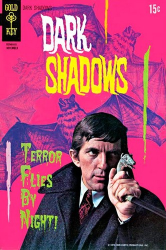 HOUSE OF DARK SHADOWS GOLD KEY COVER 2