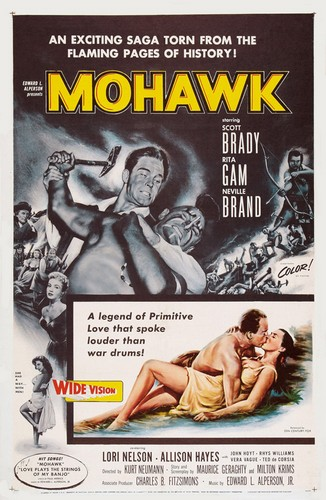 MOHAWK FILM POSTER 1