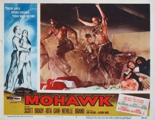 MOHAWK FILM POSTER 9