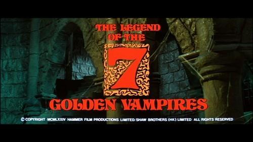 THE LEGEND OF THE 7 GOLDEN VAMPIRES 7