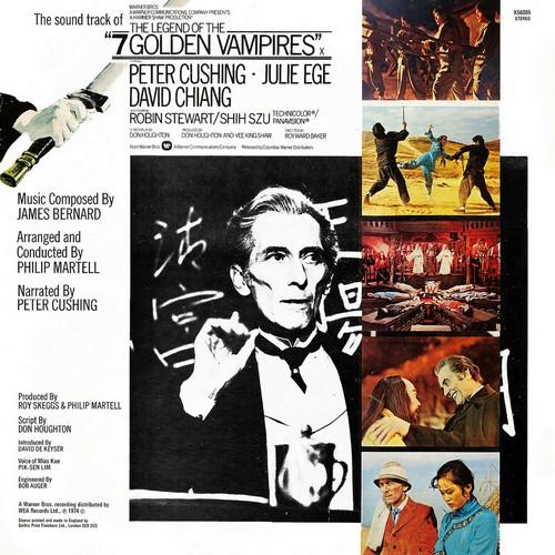 THE LEGEND OF THE 7 GOLDEN VAMPIRES FILM POSTER 7