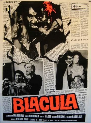 BLACULA FILM POSTER 5