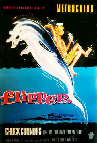 FLIPPER FILM POSTER 8
