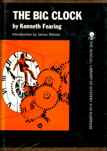 THE BIG CLOCK BOOK COVER