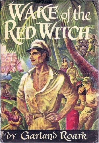 THE WAKE OF THE RED WITCH BOOK COVER 2