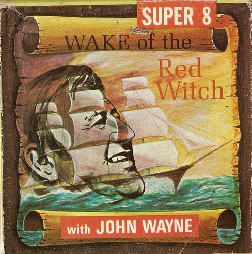THE WAKE OF THE RED WITCH SUPER 8