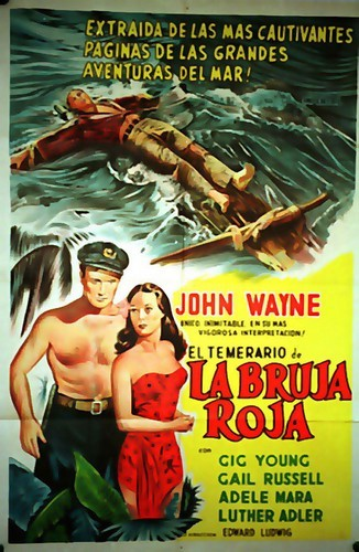 THE WAKE OF THE RED WITCH(1948) FILM POSTER 11