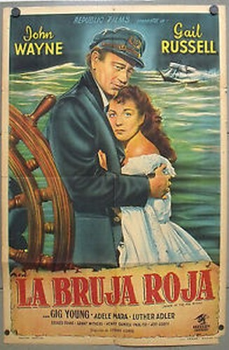 THE WAKE OF THE RED WITCH(1948) FILM POSTER 13