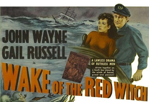 THE WAKE OF THE RED WITCH(1948) FILM POSTER 18