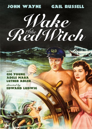 THE WAKE OF THE RED WITCH(1948) FILM POSTER 3